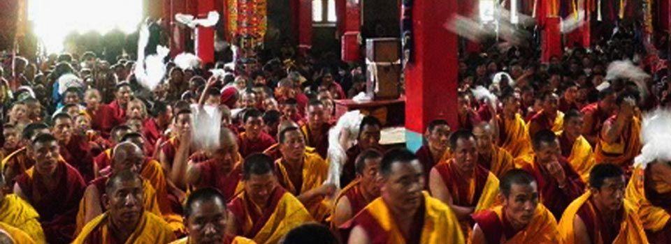 H. E. Kharnang Rinpoche
